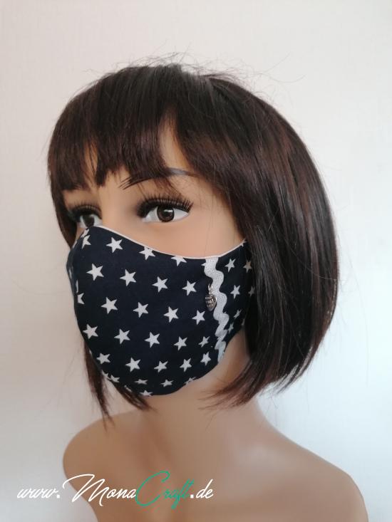 Gesichtsmaske Corona edel